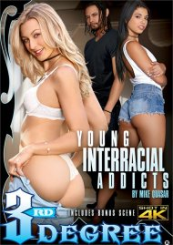 Young Interracial Addicts DVD porn movie from Third Degree Films.