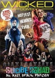 Suicide Squad: An Axel Braun Parody DVD porn movie starring Kleio Valentien.