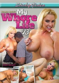 Naughty Alysha's My Whore Life 13 porn video from Sticky Video.