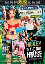 Brazzers Presents: The Parodies 6 DVD porn movie from Brazzers.