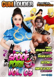 Spoof Porn Vol. 03 HD porn video from CumLouder.