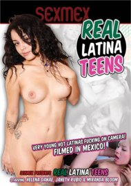 Real Latina Teens HD porn video from SexMex.