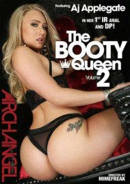The Booty Queen Vol. 2 DVD Image from ArchAngel.