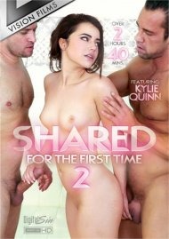 Shared For The First Time 2 DVD porn movie from Vision Films.