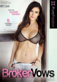 Broken Vows DVD Image from Pure Passion.