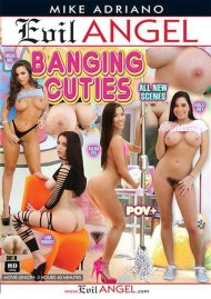 Banging Cuties DVD porn movie from Evil Angel.