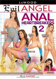 Anal Heartbreakers 2 DVD porn movie from Evil Angel.