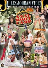 Anal Boot Camp 3 DVD Image from Jules Jordan Video.