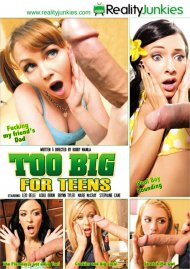 too big for teen