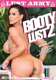 Booty Lust 2 DVD porn movie from ArchAngel.