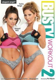 Busty Workout 2 DVD porn movie from Elegant Angel.