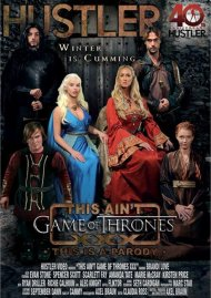 This Ain't Game Of Thrones: This Is A Parody DVD Image from Hustler.