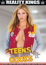 Teens Love Huge Cocks Vol. 11 DVD Image from Reality Kings.