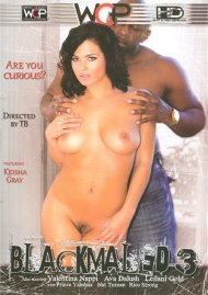 Blackmaled 3 DVD Image from West Coast Productions.