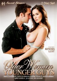 Older Woman Younger Guys DVD porn movie from Sweet Sinner.