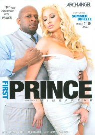 First Prince DVD Image from ArchAngel.