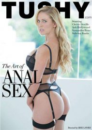 The Art Of Anal Sex DVD Image from Tushy.