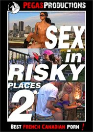 Sex in Risky Places 2 porn video from Pegas Productions.
