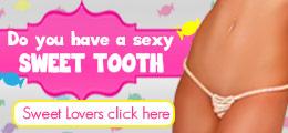 Shop edible sex toys.