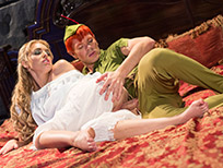 Axel Braun directors porn version of Peter Pan.
