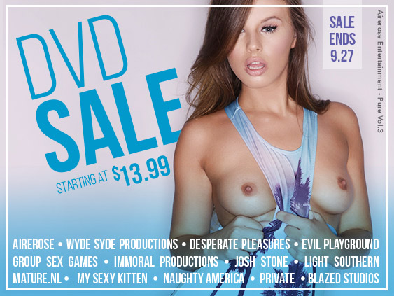 Buy Pure Play porn movie sale DVDs starring Jillian Janson and more.