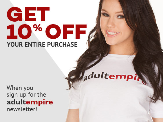 Sign up for the Adult Empire newsletter.