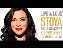 Stoya will host the XBIZ Awards.
